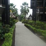 Gardens resort