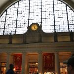 Inside Union Station