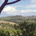 Panorama dalla terrazza della camera2
