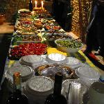 Welcome feast