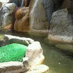 岩風呂(露天風呂)