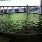 檜樽露天風呂