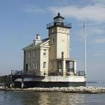 Rondout Lighthouse Foto