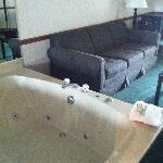 spa/sofa