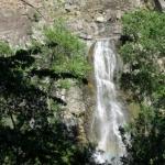 waterfall in Spearfish Canyon