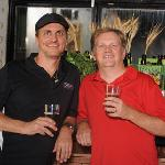 The Founders of Terrapin Beer Co. John and Spike