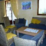 seating area - near communal TV