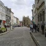 Truro city centre, Cornwall
