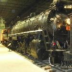 2-10-2 Sante Fe locomotive CN 4100
