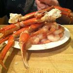 All u can eat Crab legs
