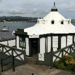 Camera obscura Douglas harbour view