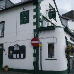 Britannia Inn, side