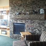 firelplace livin room