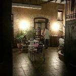 the Sotaking Muralla patio