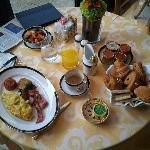 Morning Breakfast Ala Carte