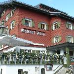 The main hotel.