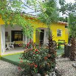 Tropische tuin bungalow 26