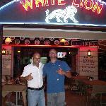 Foto van White Lion