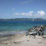 Cool and breezy spot on Tortola