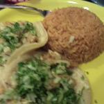 chicken tacos dinner