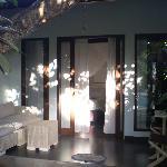 Peaceful room and verandah