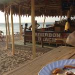 bourbon beach bar