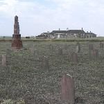 Cemetery and Monument to those who died