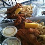 wonderful whitefish fish & chips