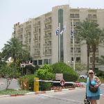 Lot Spa Hotel on the Dead Sea, Ein Bokek, Israel
