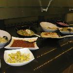 Buffet Lunch, Lot Spa Hotel on the Dead Sea, Ein Bokek, Israel