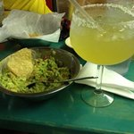 ask for Gio's guacamole... homemade right in front of you. awesome 'Ritas too
