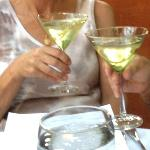 perfect drinks... ask for Rebecca to mix your drinks.