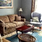 Regency Suite - Sitting area