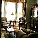 Regency Suite - Sitting Area