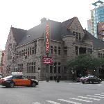Excalibur Nightclub, where Supernatural Chicago is performed.