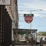 The oldest CocaCola sign in the state of Texas