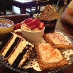 Multiple Desserts