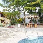 Xanadu Tropical Resort Pool Side