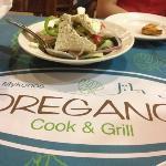 nice, fresh Greek salad