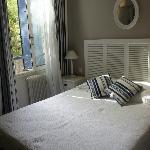 Sleeping room in Hotel Albert 1er Cannes