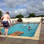 fun by the pool!