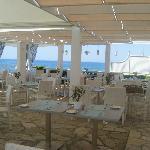 bar repas plage