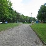 Hotel Parkowy camping and caravan area
