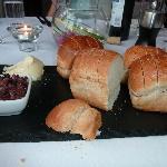 pain apéro, miam