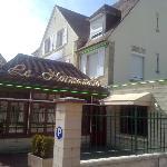 Photo de Hotel-Restaurant Le Normandie