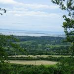 View of Sligo Bay from Our Room