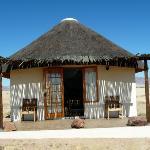 our Desert Homestead house