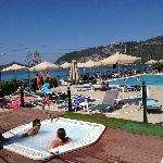 Pool Area of Costas Golden Beach