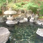住吉館の露天風呂
