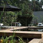 je overnachting uitbreiden met je privé water oase en Lounge teppanyaki als private dinner